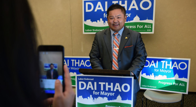 Dai Thao has been called idealistic. A constant campaigner. And now, St. Paul mayor?